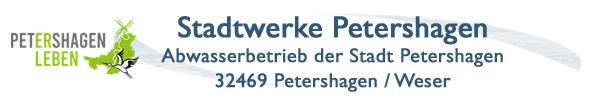 Stadtwerke Petershagen - Dienstleistung rund ums Wasser